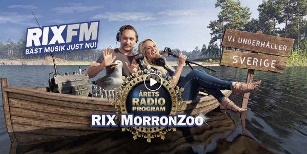 RIX FM in the Air